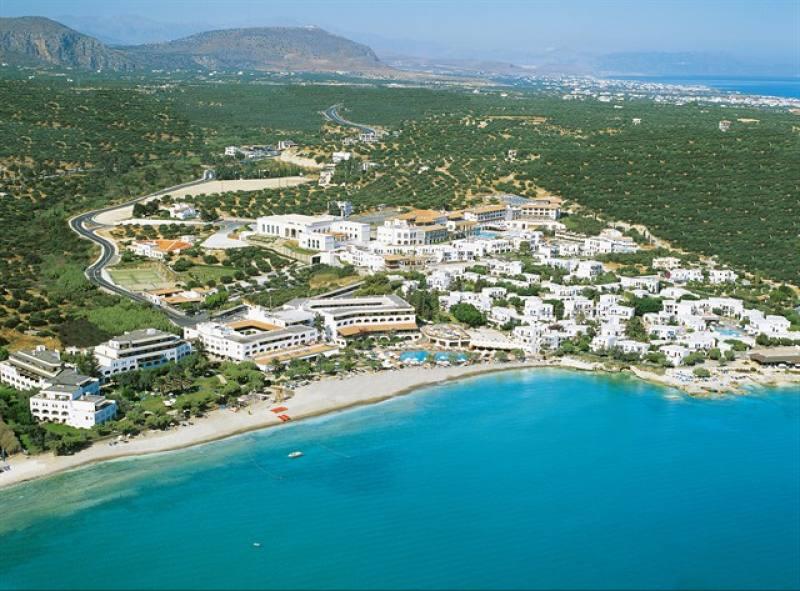 Hotel Aquis Silva Beach - Chersonissos - Heraklion Kreta